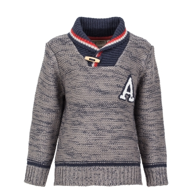 Pull - Gris - 2792